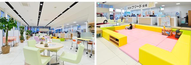 Honda Cars 宮城中央 泉松森店イメージ02