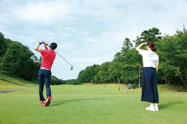 Vol.4ゴルフしなくても楽しめる!豊かなグリーンに囲まれて森林散策