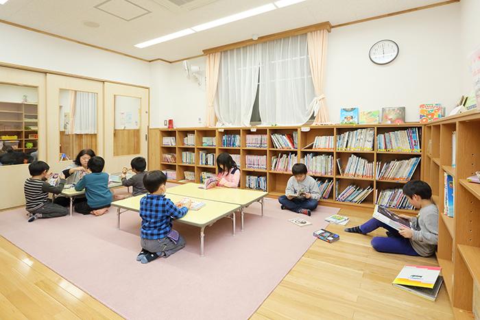 仙台ひと・まち交流財団の児童館