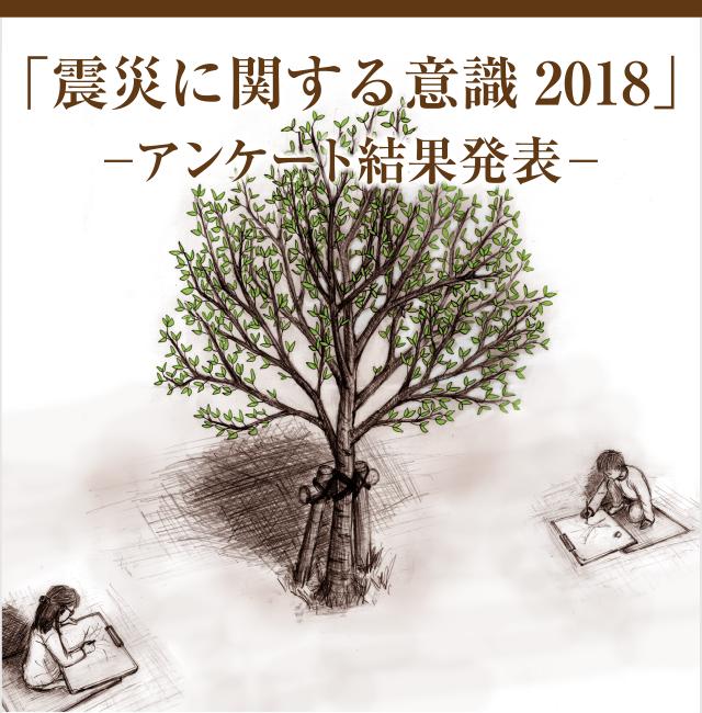 震災に関する意識2018−アンケート結果発表−