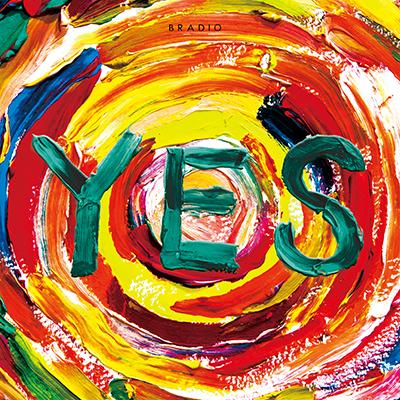 1st Album「YES」(通常盤)