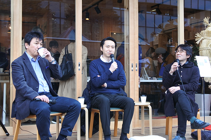 NORTH JAPN EXHIBITION 東北 暮らしの展示会 トークライブ