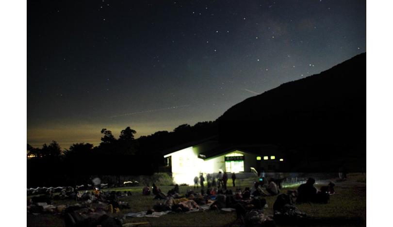 観賞風景(2016年8月)