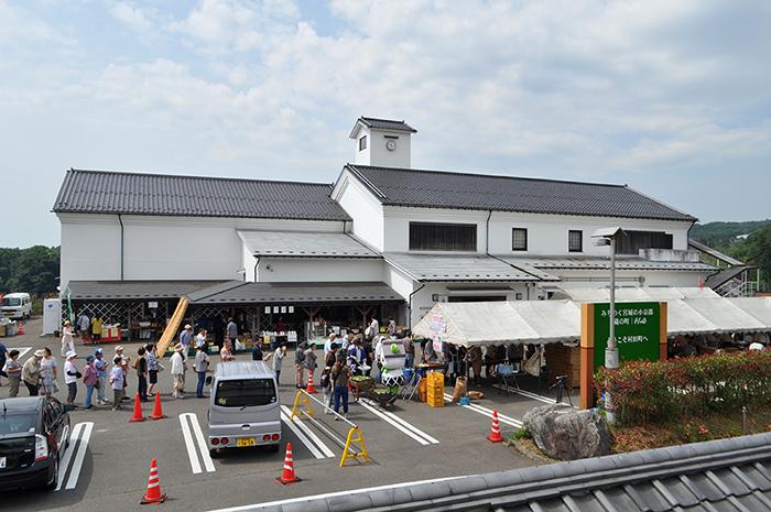 道の駅 村田01