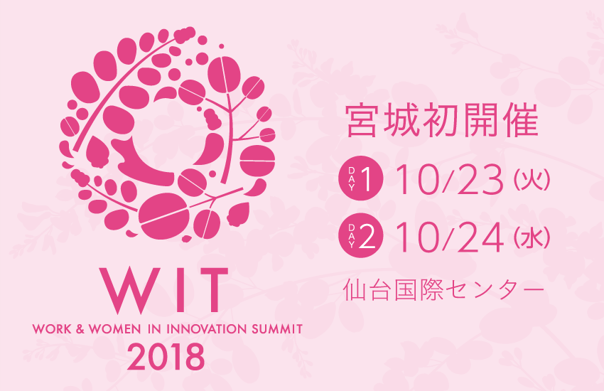 WORK & WOMEN IN INNOVATION SUMMIT WIT 2018