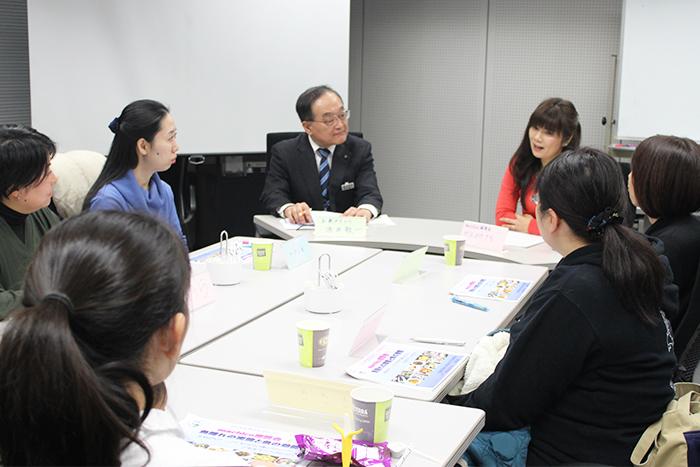 みやぎ水産の日machico座談会第1回