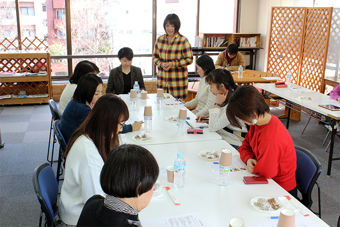 魚匠鈴栄machico座談会