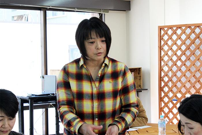 魚匠鈴栄の小山さん