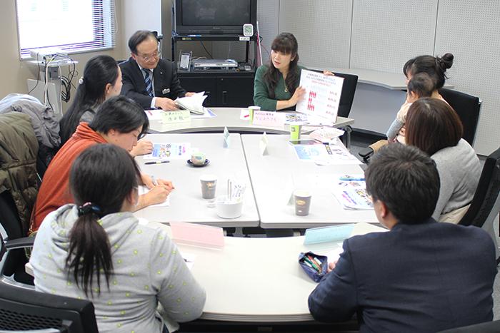 みやぎ水産の日machico座談会レポート