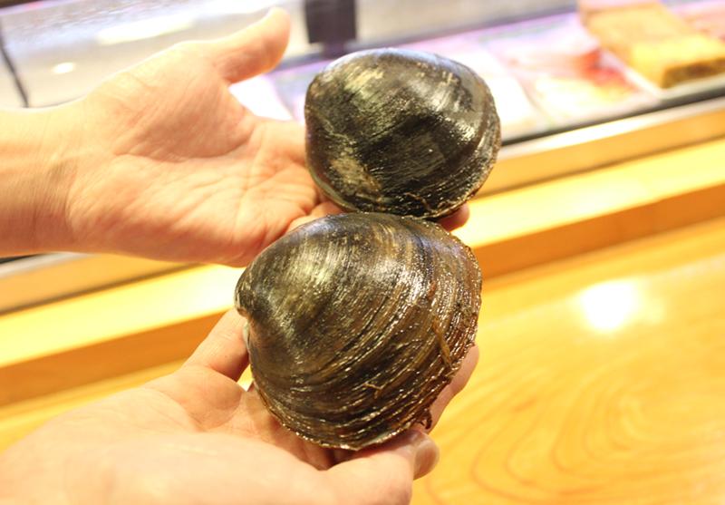 浜寿しほっき貝