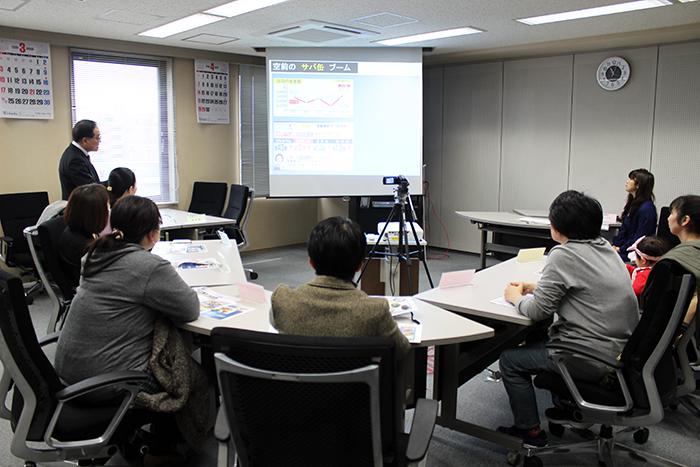 みやぎ水産の日machico座談会