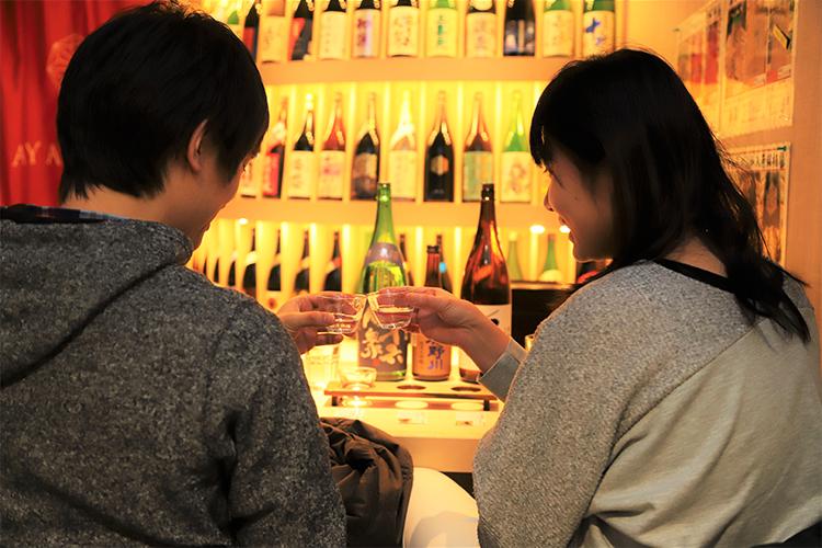 酒BAR 彩鶴