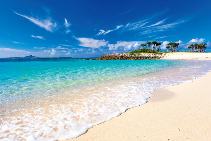 海洋博公園エメラルドビーチ