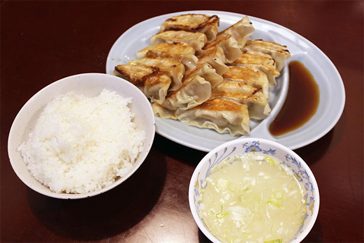 北京餃子 餃子定食