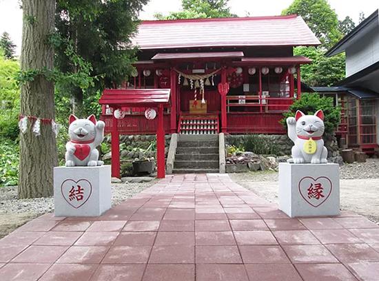 鹿角八坂神社