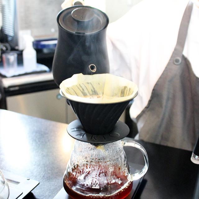 PANORAのコーヒー