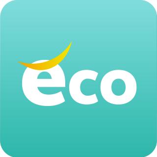 「ecoチャレンジみやぎ」アプリアイコン
