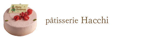 pâtisserie Hacchi