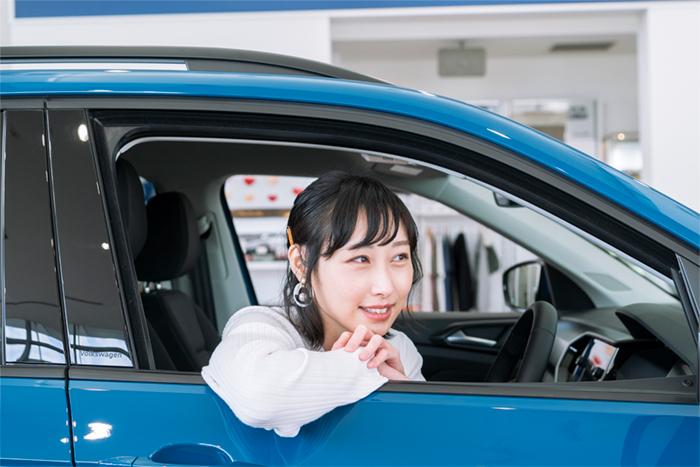 ユンミさんはT-Crossがお好み