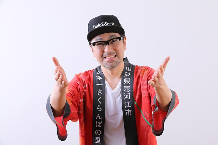 マッコイ斉藤さん