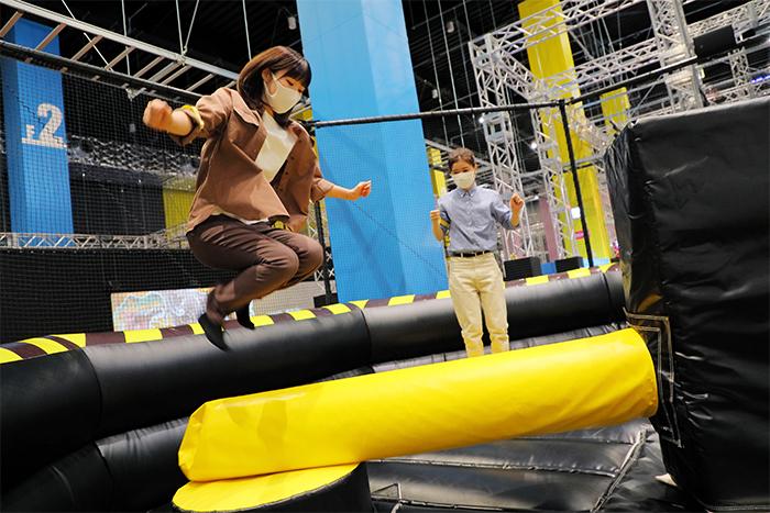 Jump × Jump